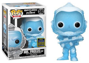 Batman & Robin - Mr Freeze GT SDCC 2020 Exclusive Pop! Vinyl Figure