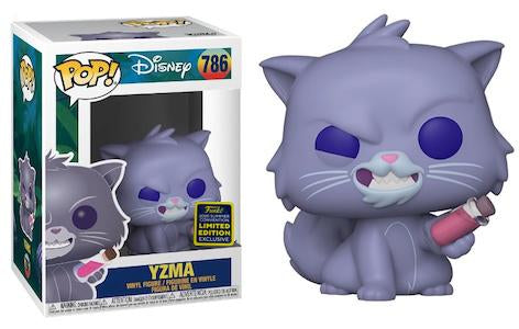 Empero New Groove - Cat Yzma SDCC 2020 Exclusive Pop! Vinyl Figure