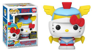 Hello Kitty - Robot Kitty SDCC 2020 Exclusive Pop! Vinyl Figure