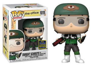 The Office - Dwight Schrute as Recyclops SDCC 2020 Exclusive Pop! Vinyl Figure
