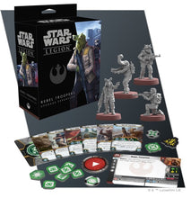 Load image into Gallery viewer, Star Wars Legion Rebel Troopers Upgrade Expansion