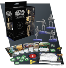 Load image into Gallery viewer, Star Wars Legion B1 Battle Droids Upgrade Expansion
