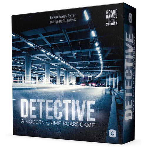 Detective - A Modern Crime Board Game
