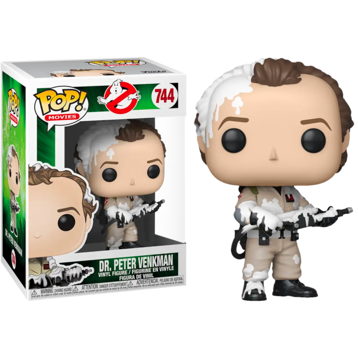 Ghostbusters - Venkman Mahmallow Pop! Vinyl Figure