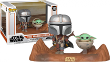 Load image into Gallery viewer, Star Wars: The Mandalorian - Mandalorian & The Child Moments Pop! Vinyl Figure