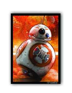 Card Protector Sleeves - Star Wars BB8