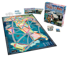 Load image into Gallery viewer, Ticket To Ride: Japan & Italy Expansion - Map Collection 7