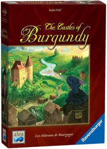 BACKORDER The Castles of Burgundy (Board Game Version)