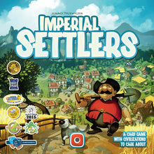 Load image into Gallery viewer, Imperial Settlers