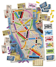 Load image into Gallery viewer, Ticket to Ride: New York