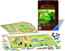 Load image into Gallery viewer, BACKORDER The Castles of Burgundy (Board Game Version)