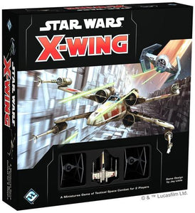 BACKORDER Star Wars X-Wing Core Set 2nd Edition
