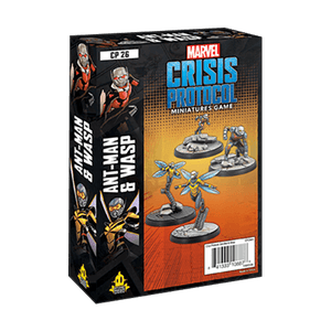 PREORDER Marvel Crisis Protocol - Ant-Man and Wasp