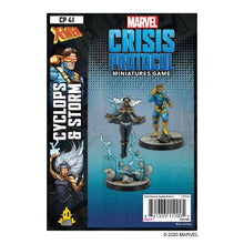Load image into Gallery viewer, Marvel Crisis Protocol - Cyclops & Storm