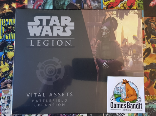 BACKORDER Star Wars Legion Vital Assets Battlefield Expansion (20th MAY)