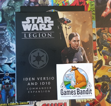 Load image into Gallery viewer, Star Wars Legion Iden Versio and ID10 Commander Expansion