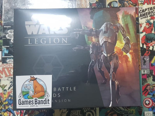Star Wars Legion B2 Super Battle Droids Unit Expansion