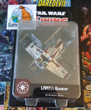 Load image into Gallery viewer, Star Wars X-Wing 2nd Edition LAAT/i Gunship Expansion Pack