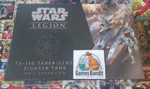 Load image into Gallery viewer, Star Wars Legion TX 130 Saber Class Fighter Tank (RELEASE 06.03.2020)