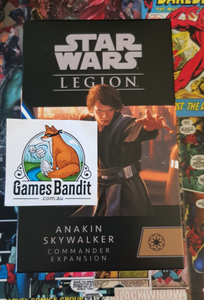 Star Wars Legion Anakin Skywalker Commander Expansion