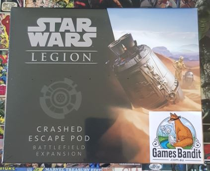 BACKORDER Star Wars Legion Crashed Escape Pod Battlefield Expansion