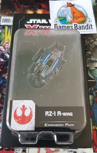 Star Wars X-Wing 2nd Edition RZ-1 A-Wing Expansion Pack