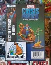Load image into Gallery viewer, Marvel Crisis Protocol Doctor Strange and Wong