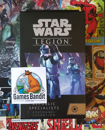 Star Wars Legion Republic Specialists Personnel Expansions (19th Feb)