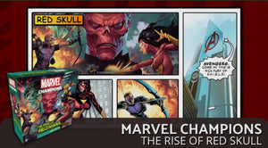 Marvel Champions: LCG - The Rise of Red Skull Campaign Expansion