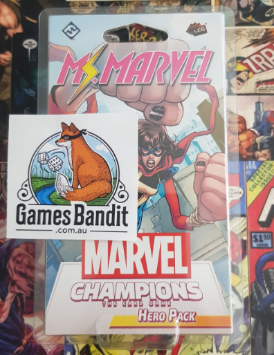 Marvel Champions: LCG - Ms Marvel Hero Pack