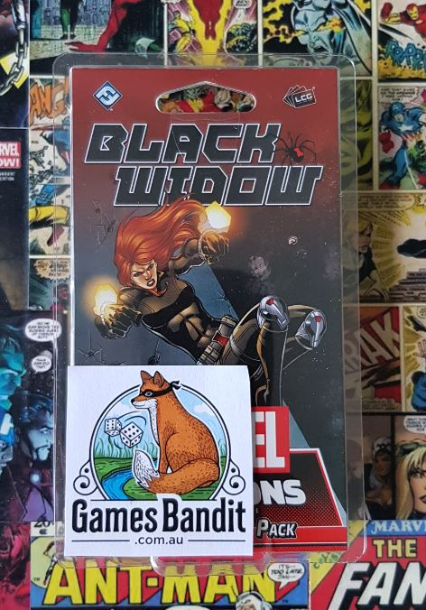 Marvel Champions: LCG - Black Widow Hero Pack