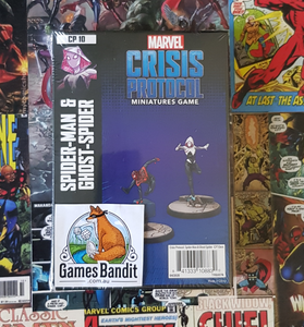 Marvel Crisis Protocol - Spider-Man & Ghost-Spider