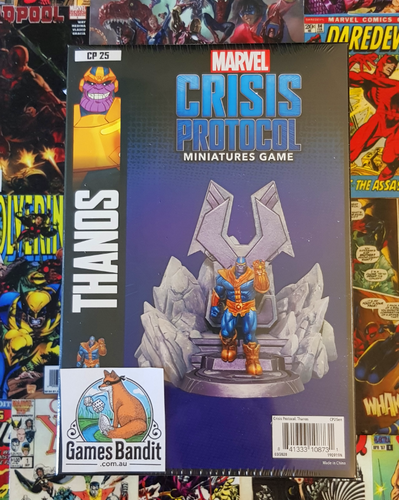Marvel Crisis Protocol - Thanos (Release 10th July 2020)
