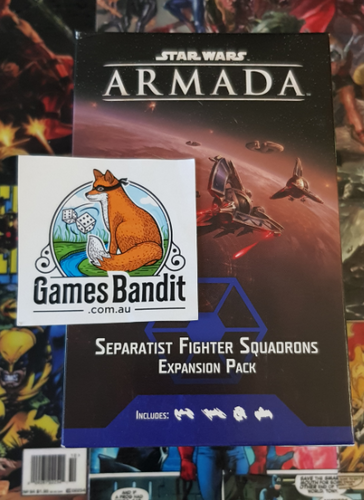 Star Wars Armada Separatist Fighter Squadrons