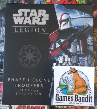 Star Wars Legion Phase I Clone Troopers Upgrade Expansion
