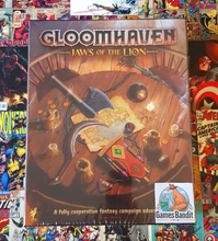 Load image into Gallery viewer, Gloomhaven - Jaws of the Lion