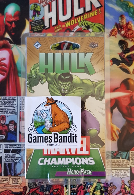 Marvel Champions: LCG - Hulk Hero Pack