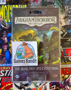Arkham Horror LCG - The Blob That Ate Everything