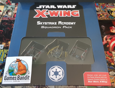 Star Wars X-Wing 2nd Edition Skystrike Academy Squadron Pack (26th March)