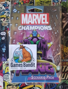 Marvel Champions: LCG - The Once and Future Kang Scenario Pack