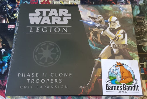 Star Wars Legion Phase II Clone Troopers Unit Expansion (RELEASE 06.03.2020)