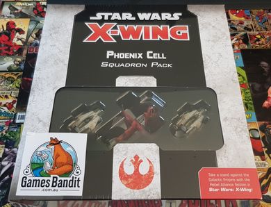 Star Wars 2nd Edition Phoenix Cell Squadron Pack (26th March)