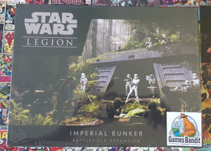 BACKORDER Star Wars Legion Imperial Bunker Battlefield Expansion
