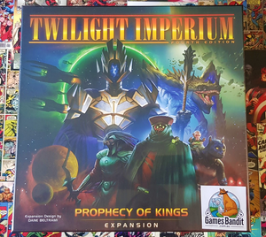 Twilight Imperium 4th Edition - Prophecy of Kings Expansion
