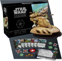 Load image into Gallery viewer, Star Wars Legion AAT Trade Federation Battle Tank Unit Expansion