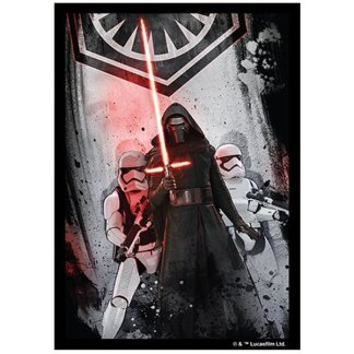 Card Protector Sleeves - Star Wars First Order