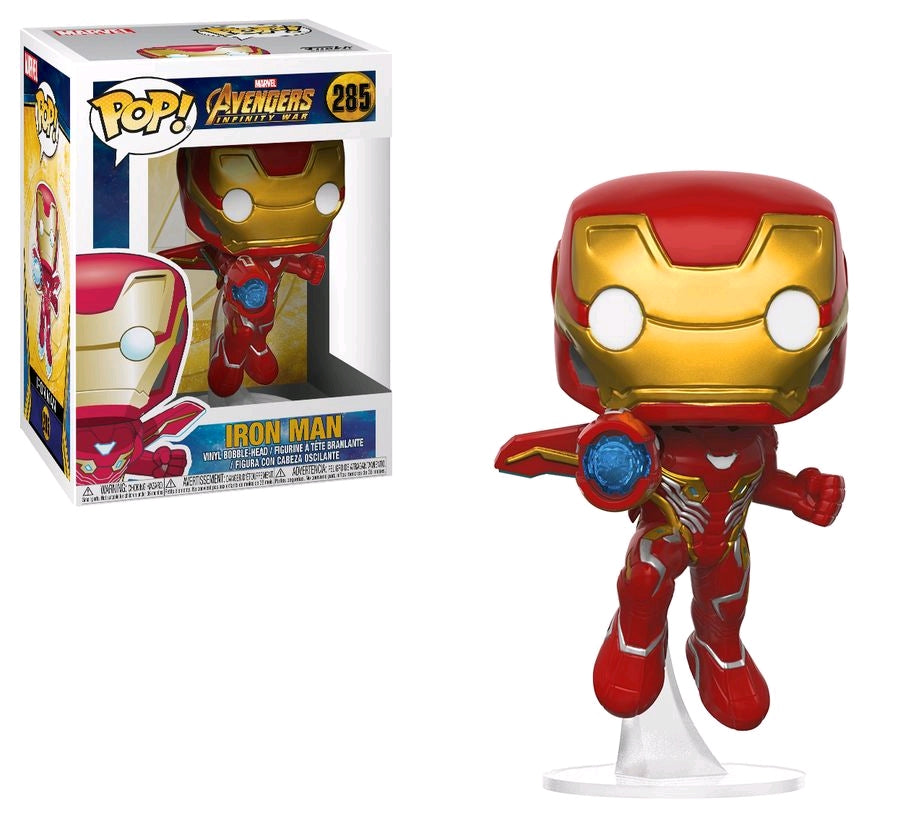 Avengers 3 - Iron Man with Wings Pop! Vinyl Figure