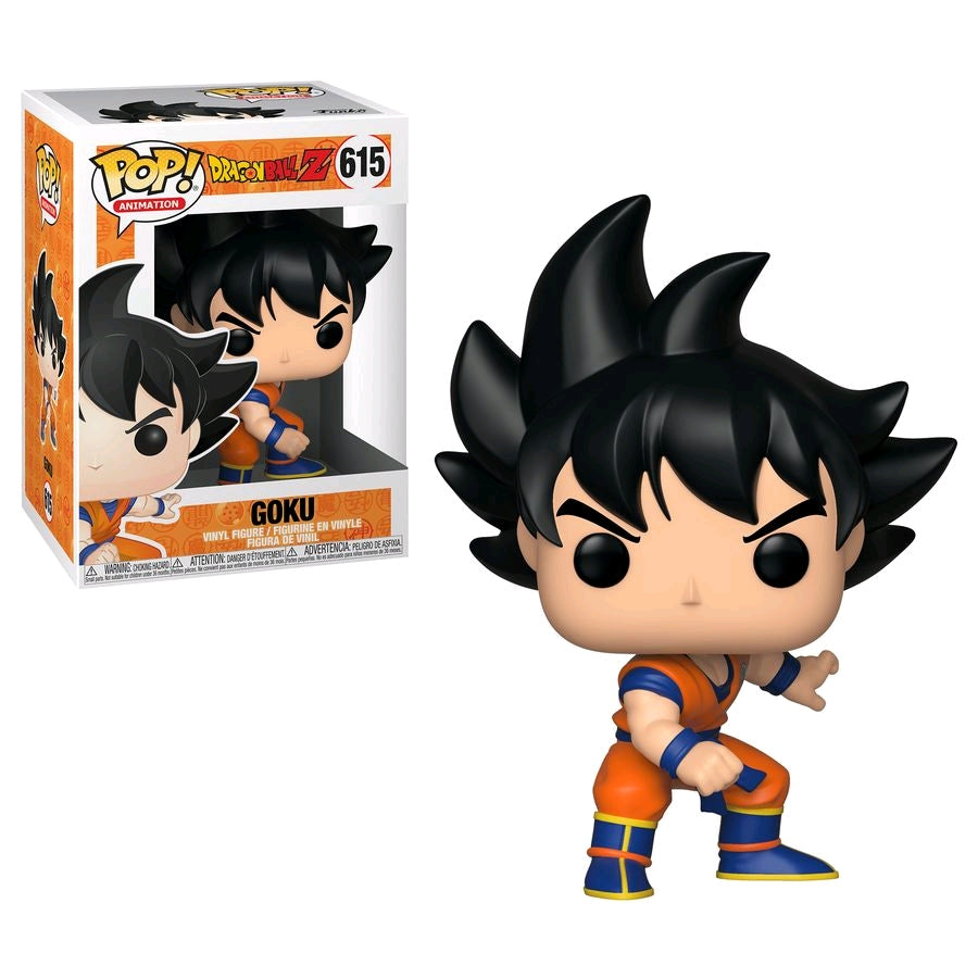 Dragon Ball Z - Goku Pose Pop! Vinyl Figure