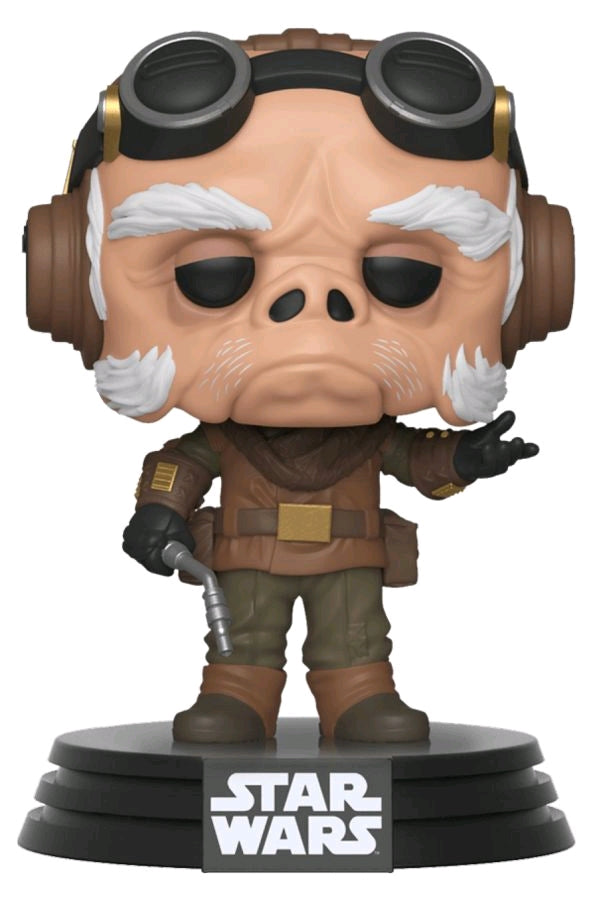 Star Wars: Mandalorian - Kuiil Pop! Vinyl Figure