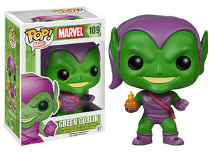 Spiderman - Green Goblin Pop! Vinyl Figure
